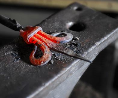 Exclusive metal forging
