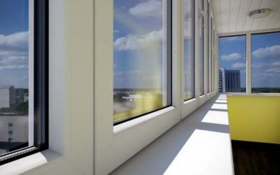 Увеличиваем балкон