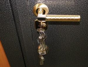 Installing a steel door, Установка стальной двери