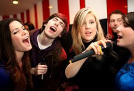 Karaoke system for home