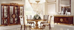 Luxury Italian furniture from the company New Line