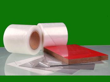 Protective PVC film