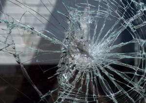 Replacement of broken glass