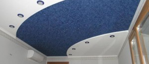 Selecting a stretch ceiling