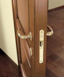 Soundproofing interior door