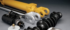 Spare parts for construction equipment