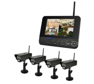 Surveillance System on the radio cells