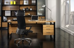 The uniqueness of the office furniture