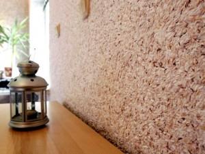The use of liquid wallpaper