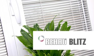 The windows of the profiles Rehau
