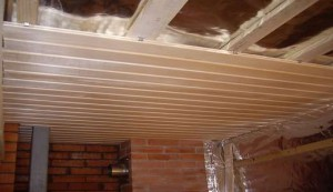 Thermal insulation bath