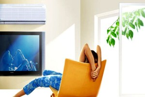 Ventilation and air-conditioning at home