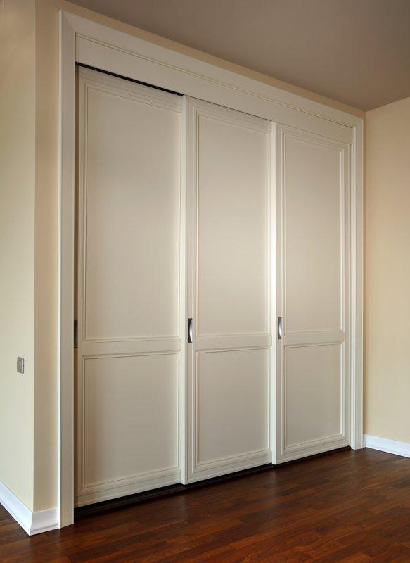 Шкафы встроенные в нишу фото