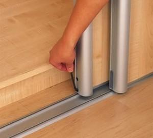 adjust doors wardrobe
