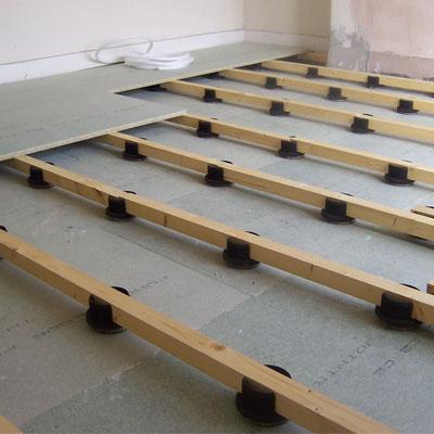 adjustable floor