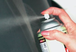 aerosol paints