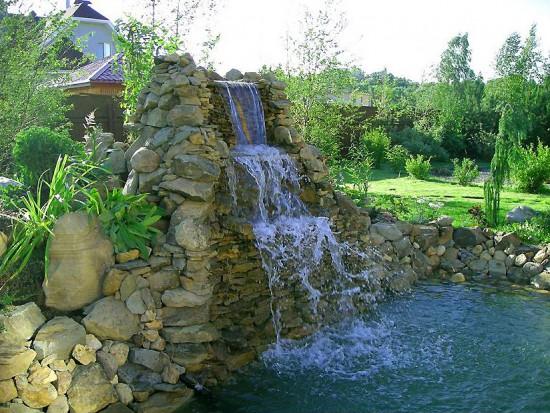 Фото водопад.для дома