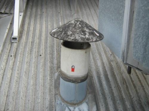 асбестовые трубы для дымохода