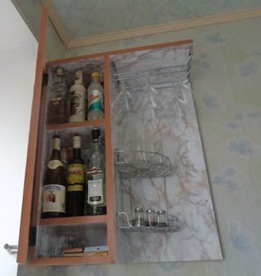 Шкаф барный