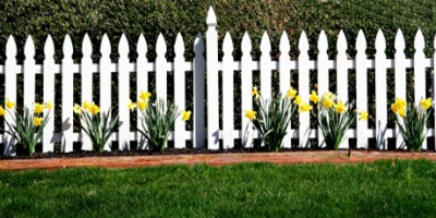 Из каких материалов построить забор