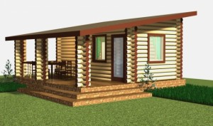 build a lean-to roof with their hands