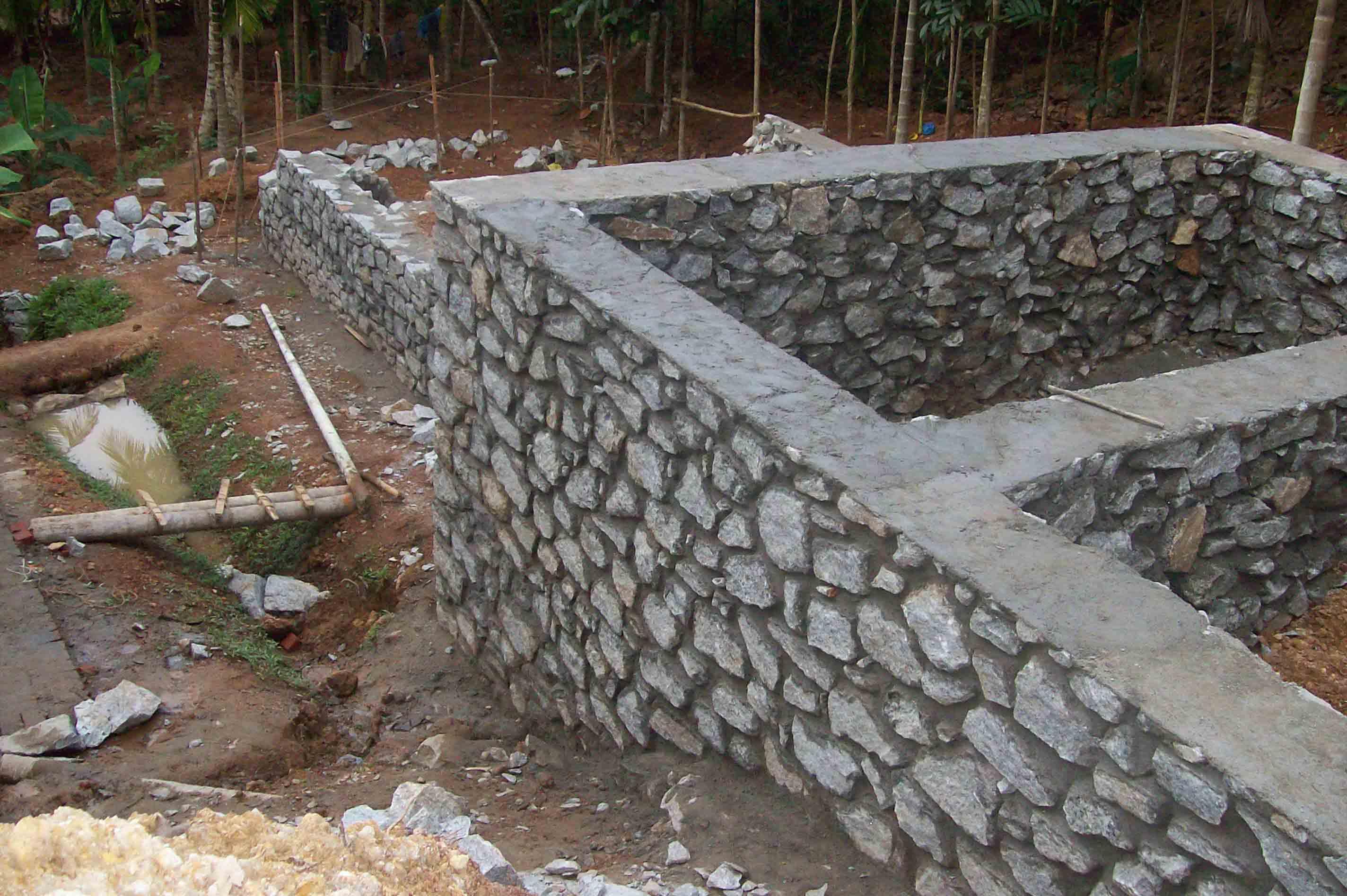 бутовый фундамент идеальное решение для вашего строительства