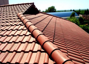 choose tiles for the roof of the house