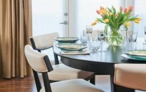 choosing a kitchen table