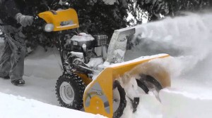 compact snowthrower