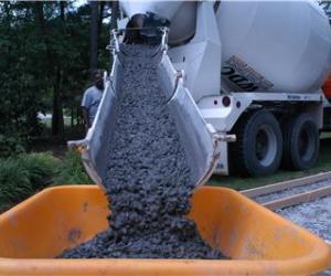 concrete mixtures