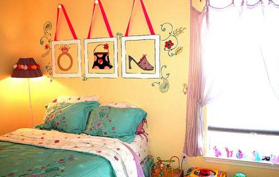 Картины своими руками в комнату