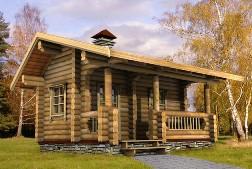 Деревянные бани под ключ: популярный и прибыльный бизнес