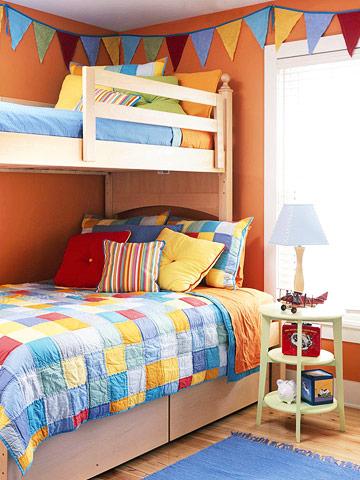 детская комната в хрущевке должна быть уникальной по своему дизайну