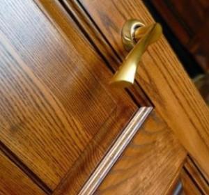 doors of solid alder
