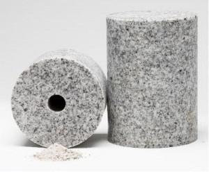 drill granite stone