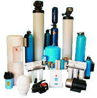 equipment for water purification