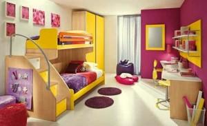 furnish the nursery