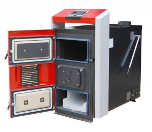 gas generating heating boilers