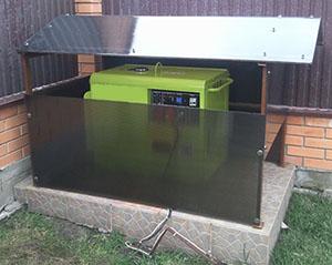 generator_fundament