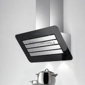 Настенная вытяжка Franke Roller FRO 908 BK/XS с электронной панелью управления