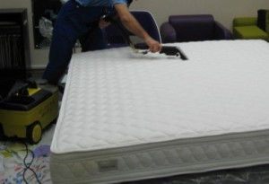 get rid of the smell in a mattress