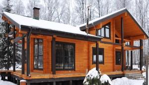 Построить дачный дом под ключ недорого вполне можно