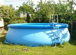 inflatable Pool, Ремонт надувного бассейна своими руками