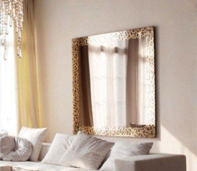 interior design with the help of mirrors