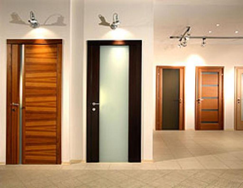 Оформление межкомнатной двери