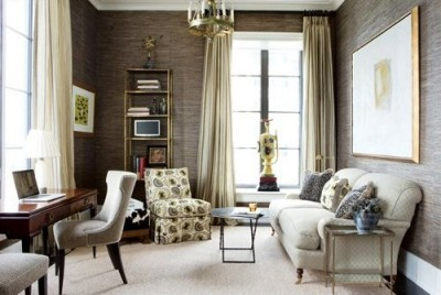 interiors in the French style