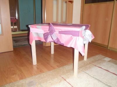 Украшаем стол
