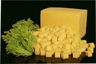 Кухонный комбайн, режущий кубиками