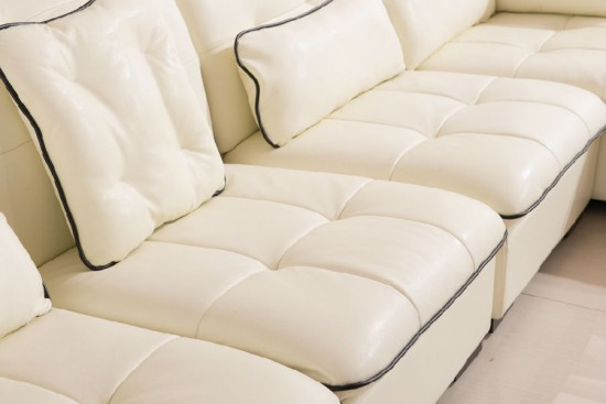 leather sofa Home