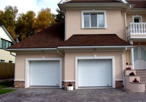 modern sectional doors